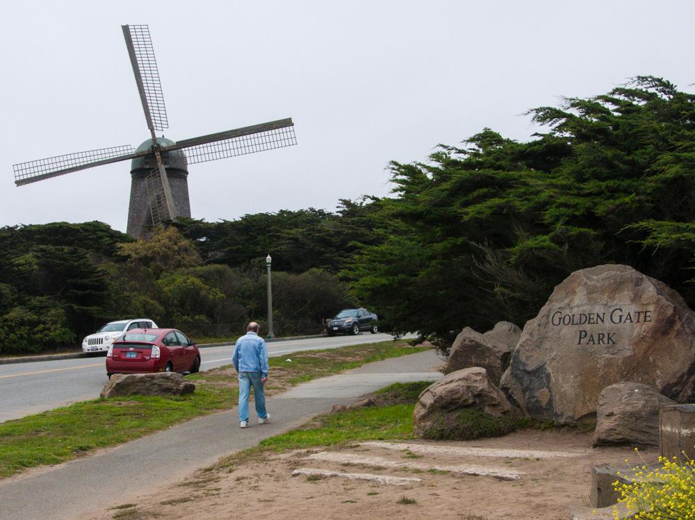 Golden Gate Park - The largest park in San Francisco city
