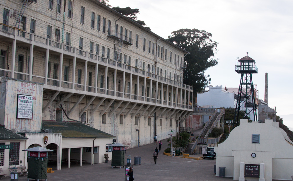200 Years of Alcatraz History – Guided Walking Tour