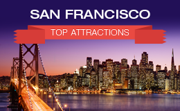 Top 10 Tourist Attractions in San Francisco