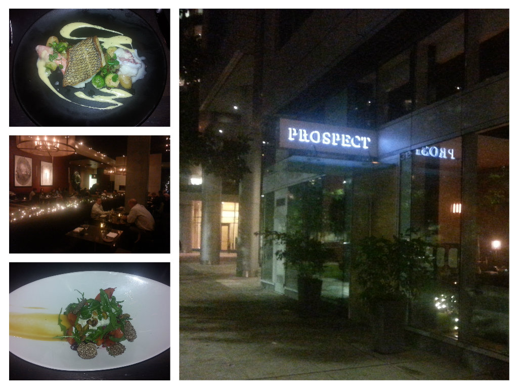 Prospect Restaurant Review, San Francisco