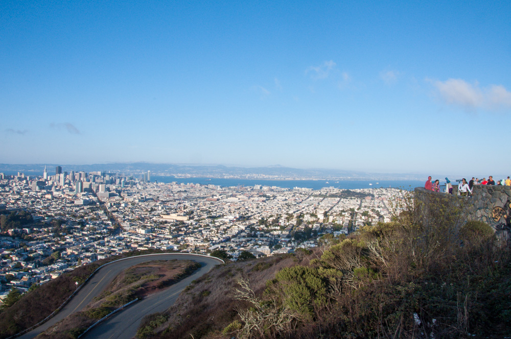 Twin Peaks in San Francisco, CA – The Best San Francisco View!