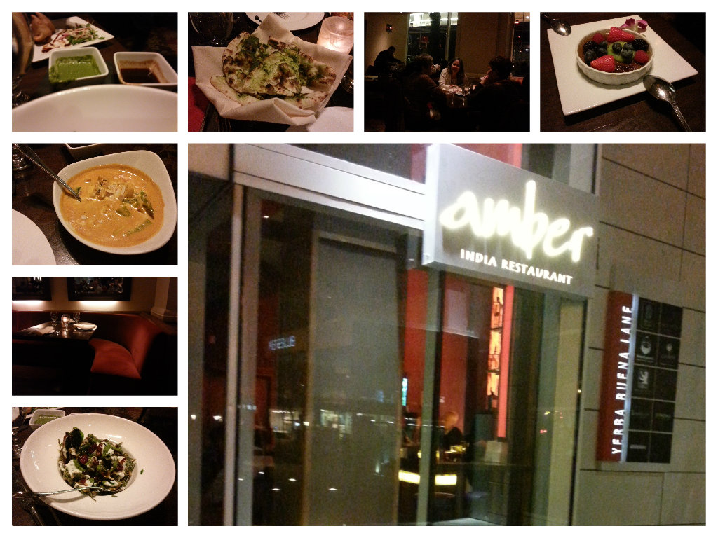Amber India Restaurant Review, San Francisco
