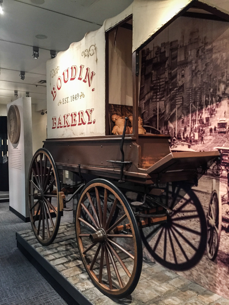 Boudin Museum and Bakery Tour