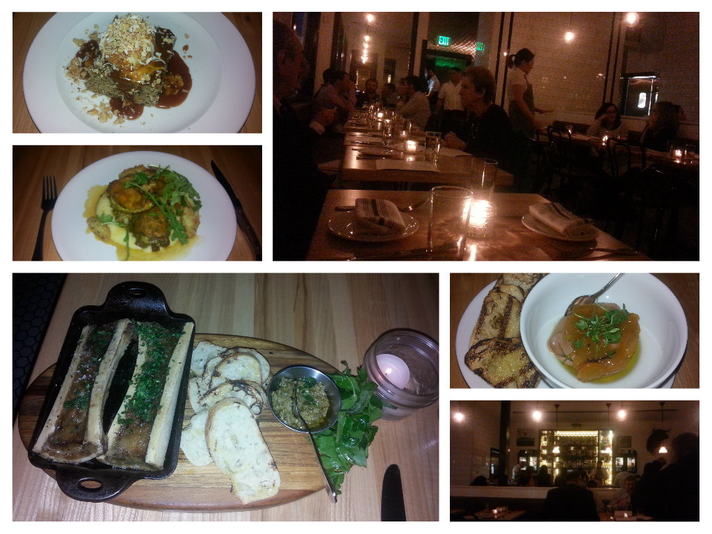 Marlowe Restaurant Review