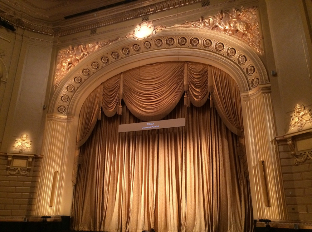 War Memorial Opera House, San Francisco