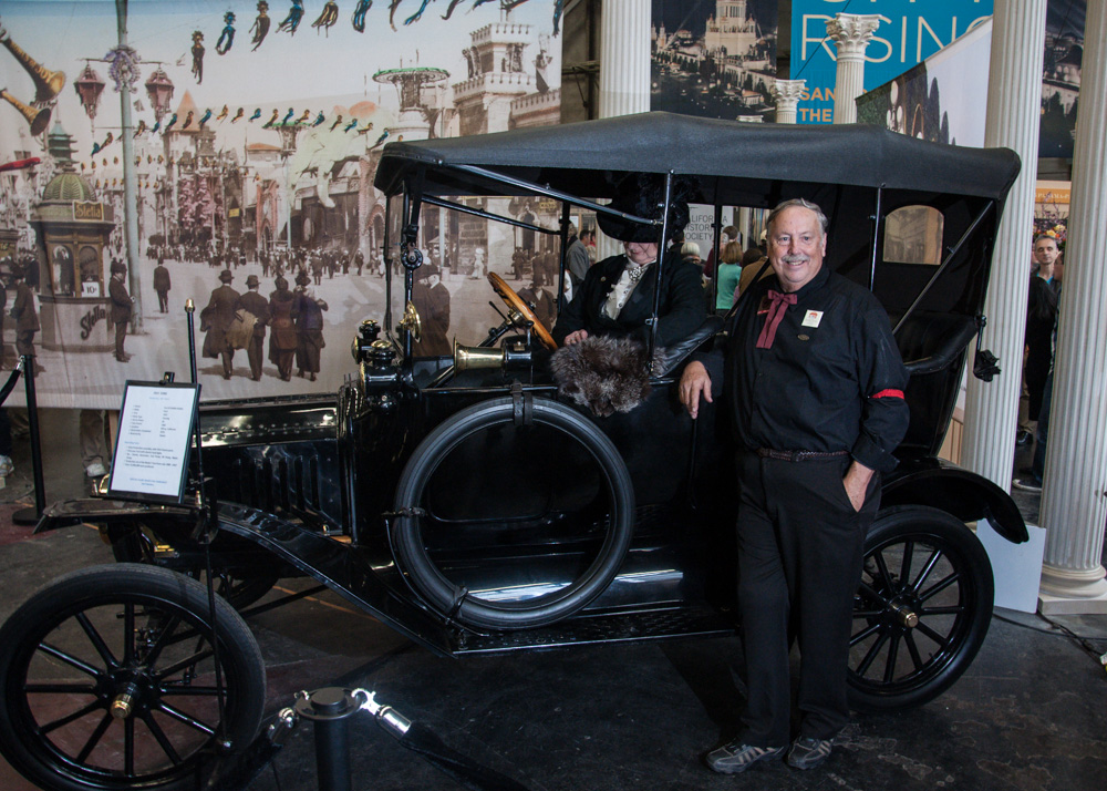 Ford Model T and its owners