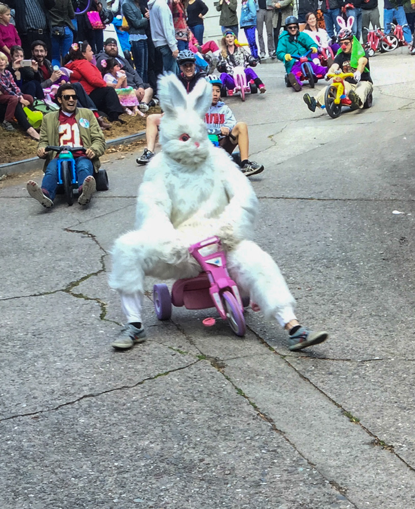 The (Evil?) Easter Bunny