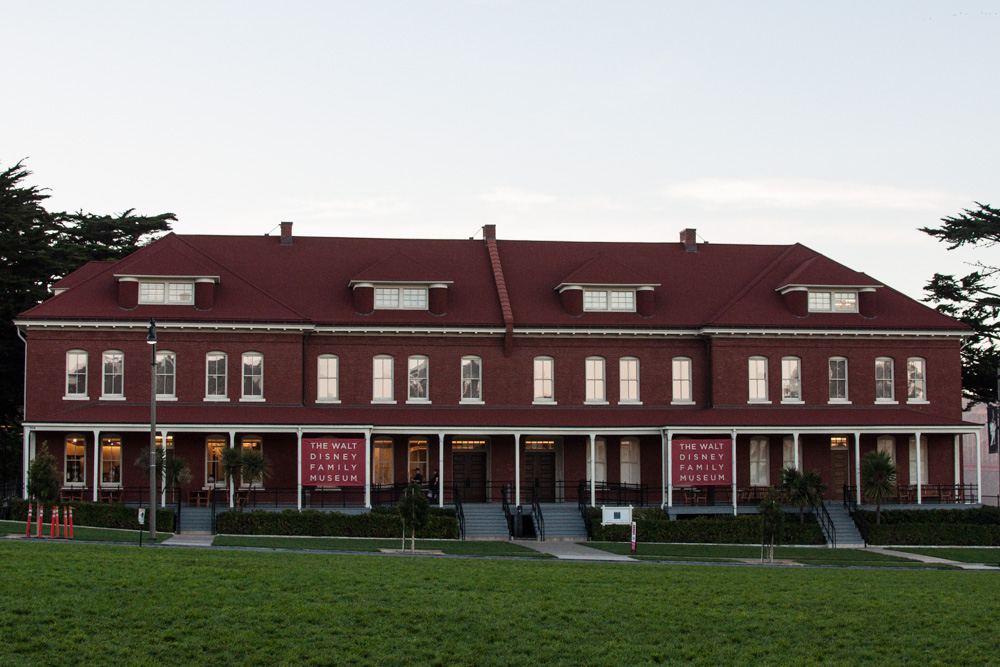 Walt Disney Family Museum (San Francisco, CA)