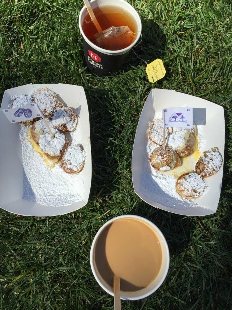 Poffertjes picnic