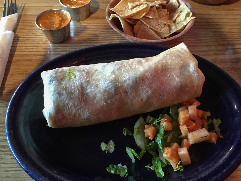 Papalote Mexican Grill Restaurant Review