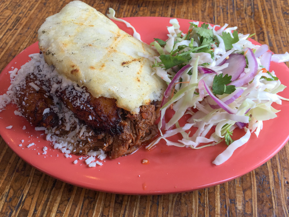 Pica Pica Arepa Kitchen Restaurant Review