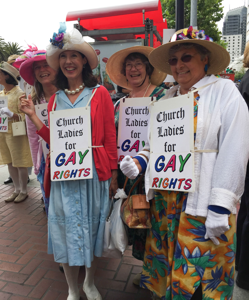 The Church Ladies for Gay Rights
