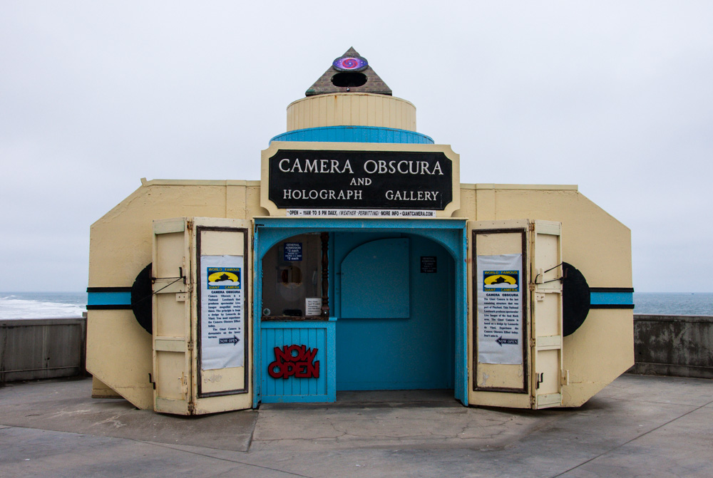 The Camera Obscura (San Francisco, California)
