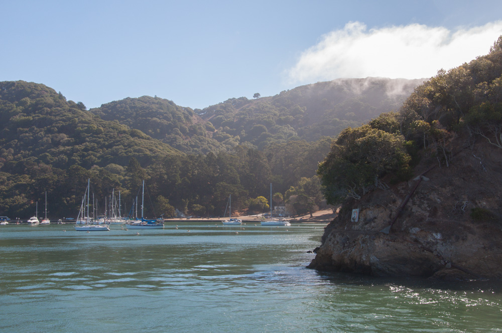 Angel Island State Park in San Francisco