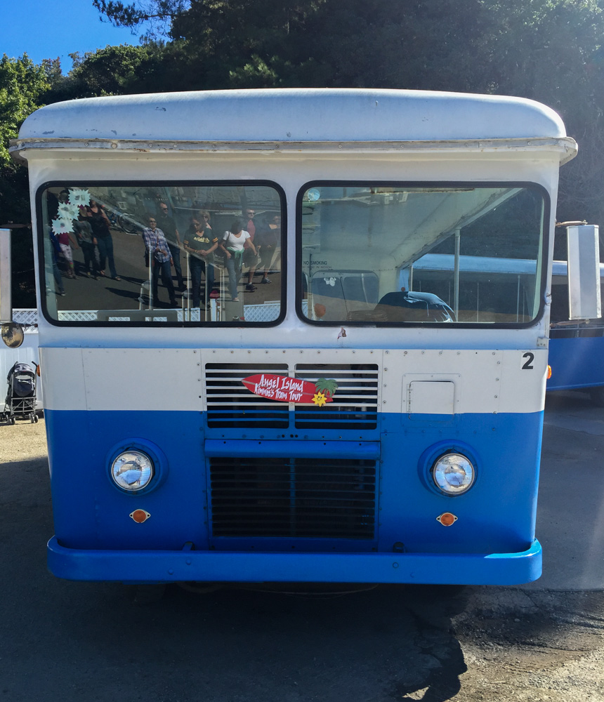 Angel Island Tram Tour, San Francisco
