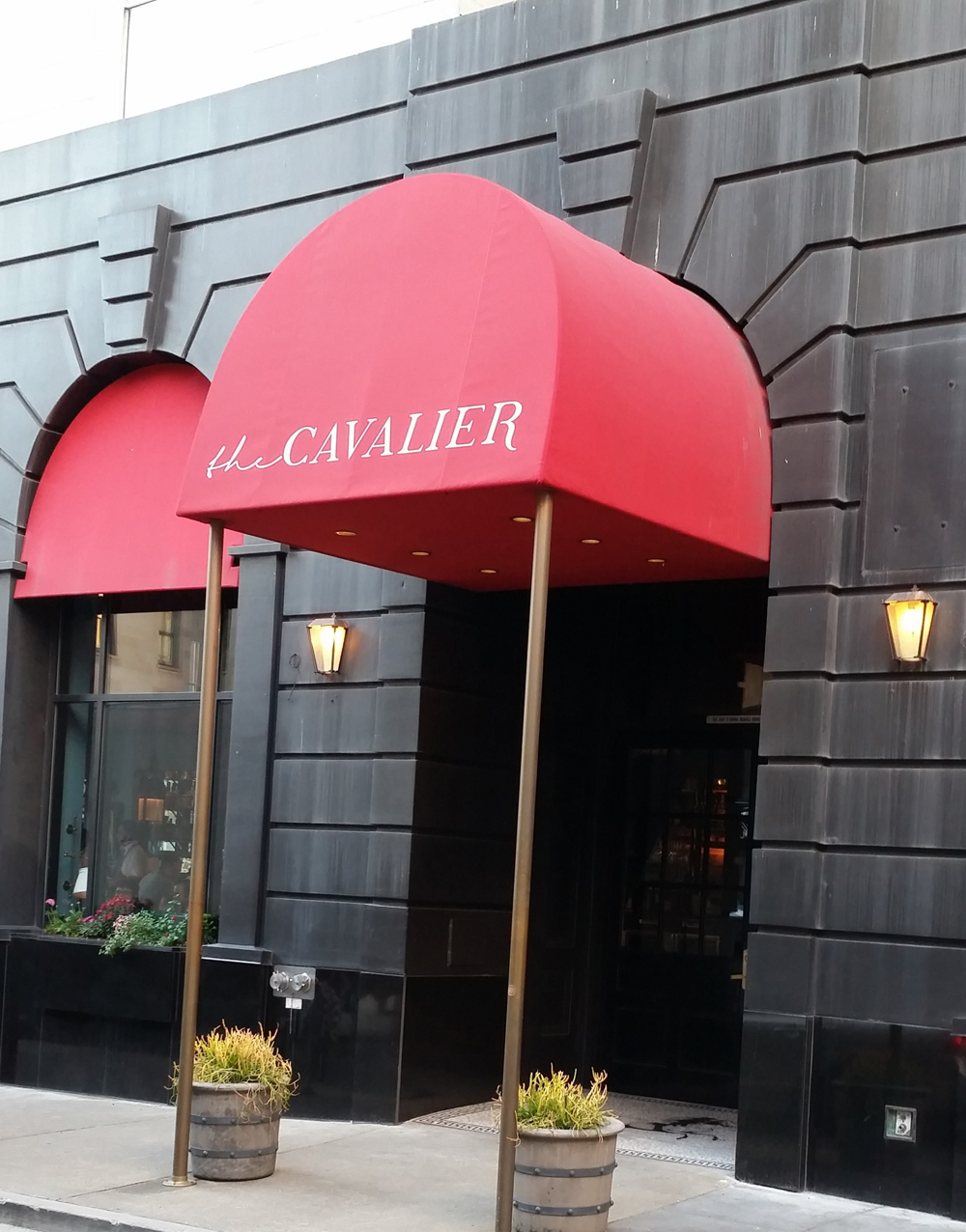 The Cavalier Restaurant Review
