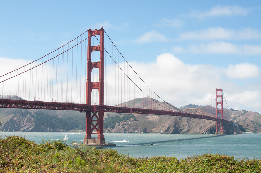 Golden Gate Bridge - The most beautiful icon of San Francisco