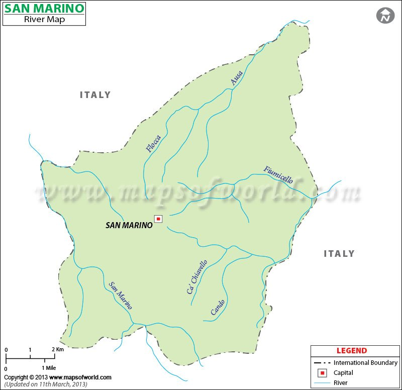 world river map pdf download