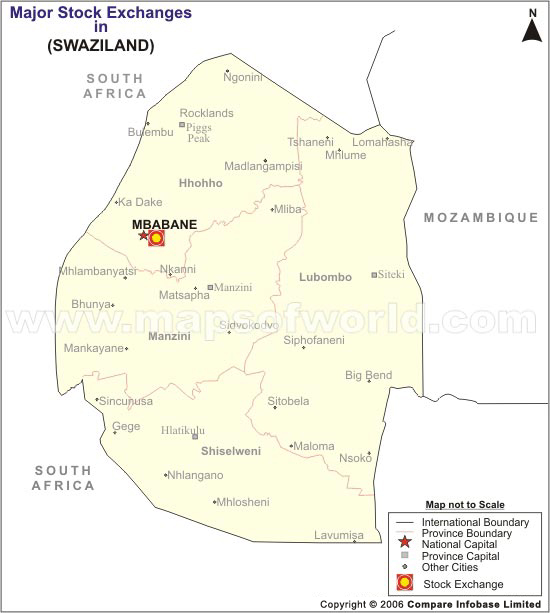 eSwatini (Swaziland) Stock Exchange