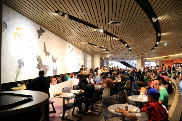 Rich Dining experience at Melbourne Central