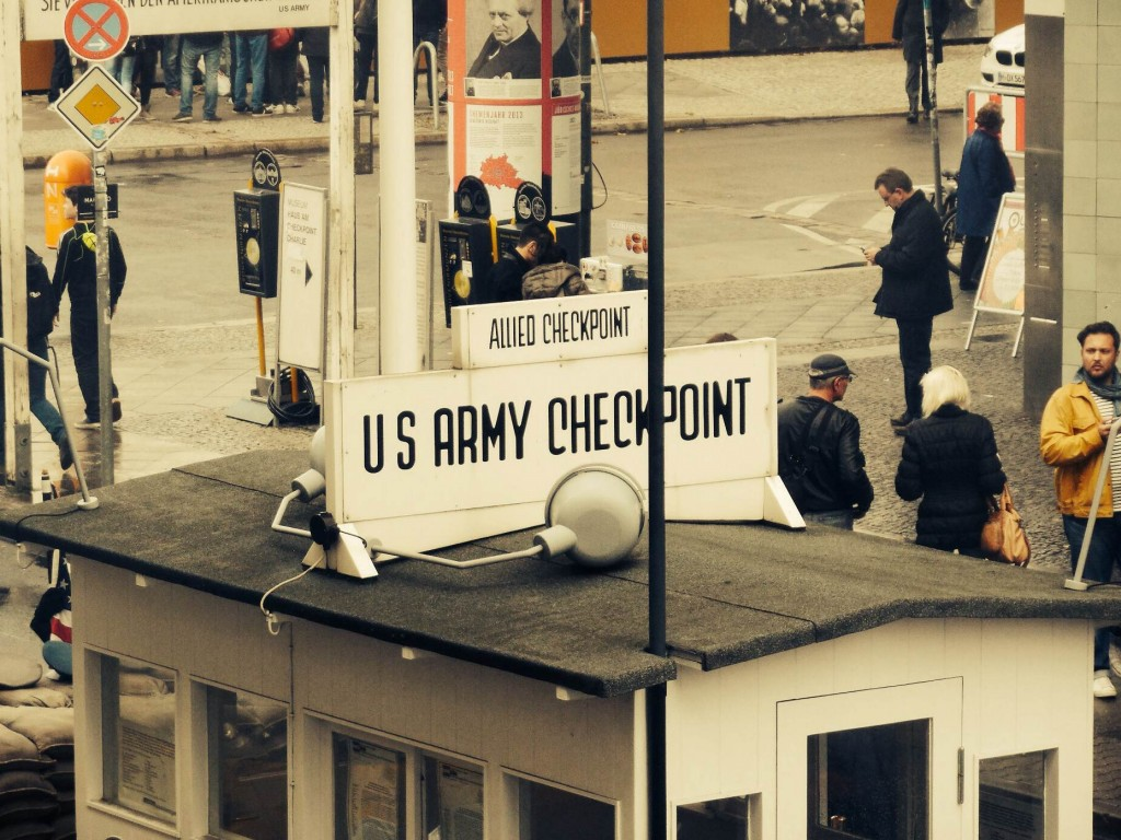 Checkpoint Charlie: Must-see in Berlin
