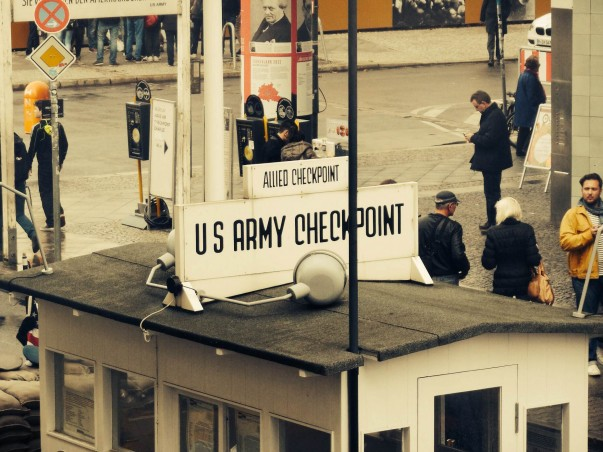 Historic Checkpoint Charlie