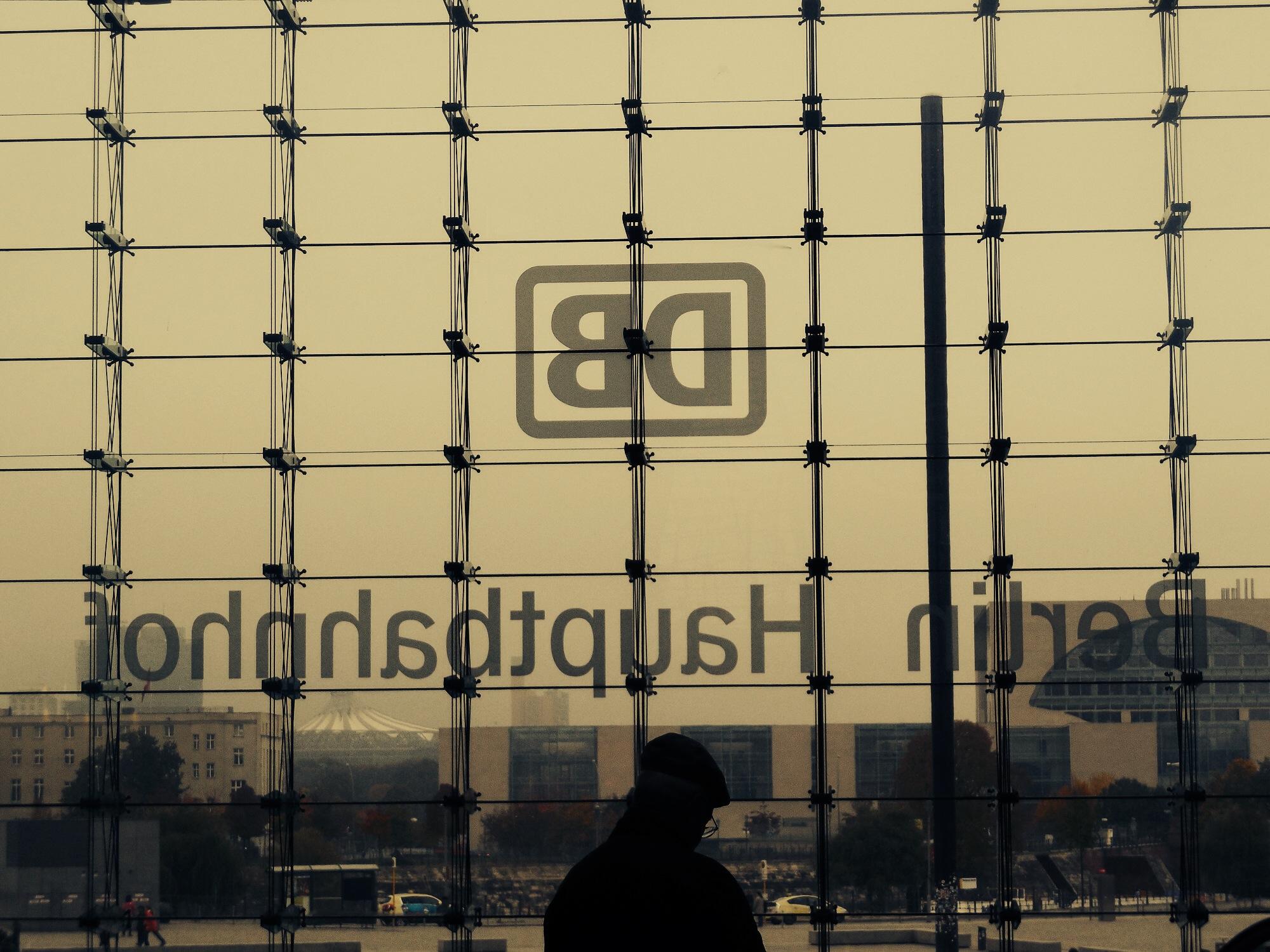 Deutsche Bahn - Germany's national train corporation