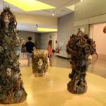 Art displays at NGV Gallery