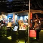 Visitors at ACMI Multimedia gallery
