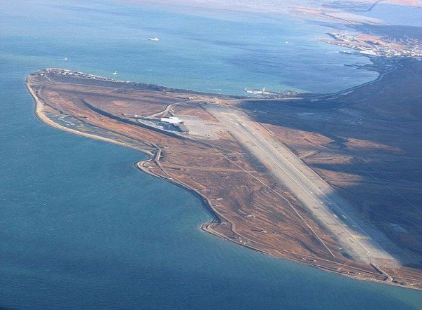 10 Most Dangerous Airports around the World