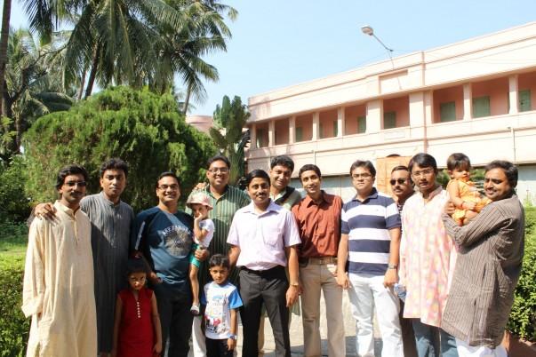 Alumni of Ramakrishna Mission Boys' School