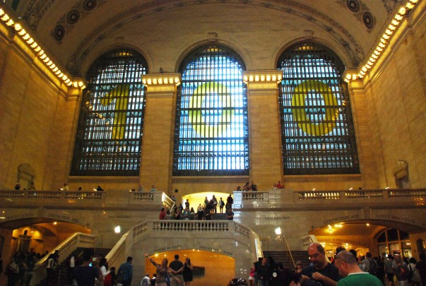 Grand Central New York turns 100