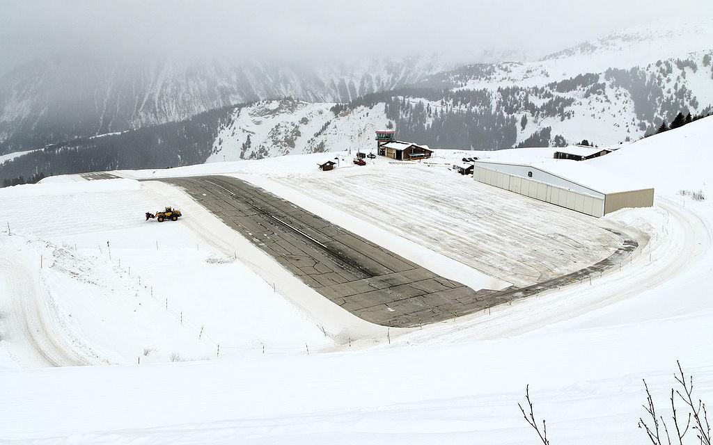 Courchevel International Airport