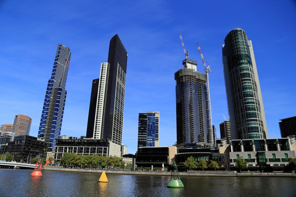 Southbank Vistas  — Melbourne's Waterfront Precincts