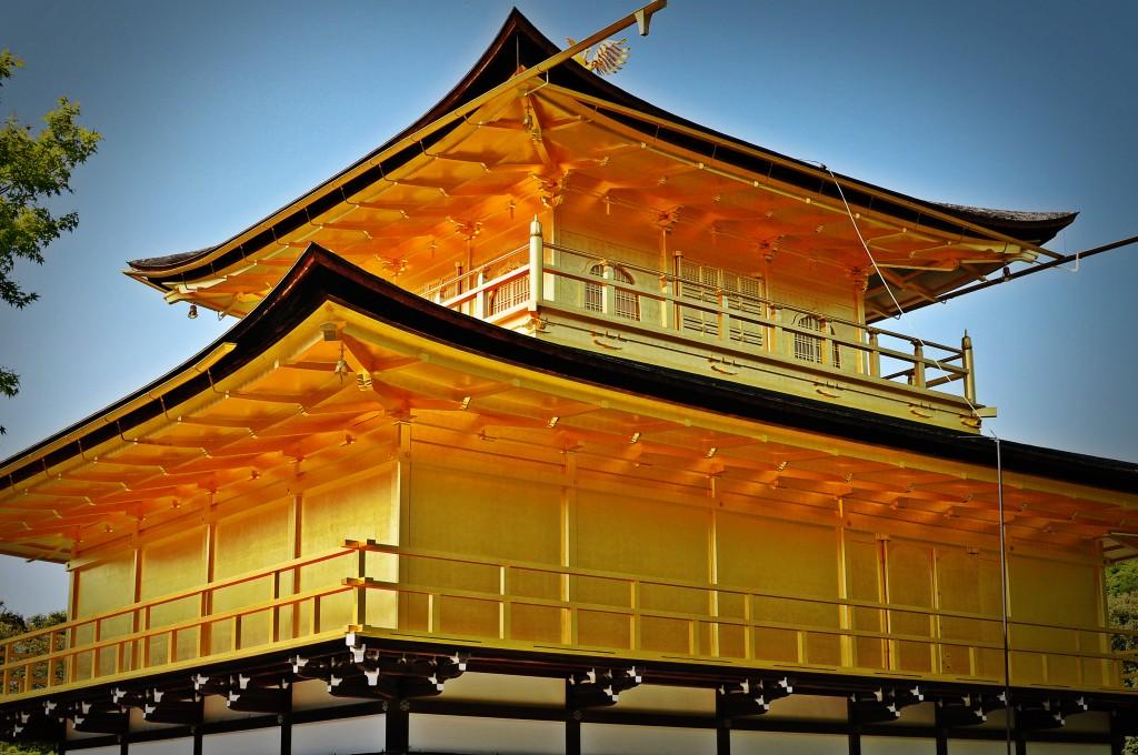 Kyoto: Kinkaku-ji and Ginkaku-ji