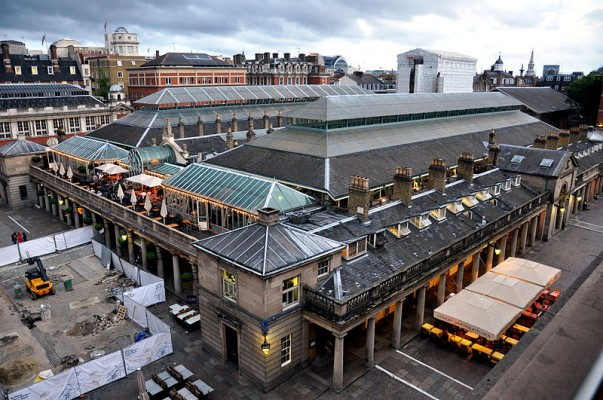 Covent Garden - A Spicy Entertainment Zone