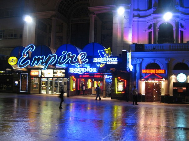 Leicester Square, West End