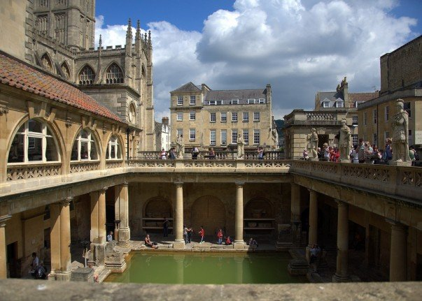 The Historical Roman Bath