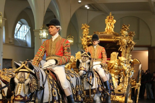 Royal Mews of Buckingham Palace