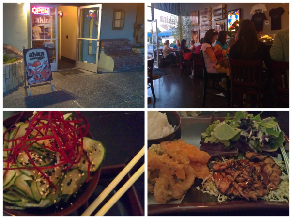 Akira Restaurant Review