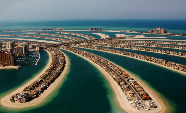 The Palm Islands
