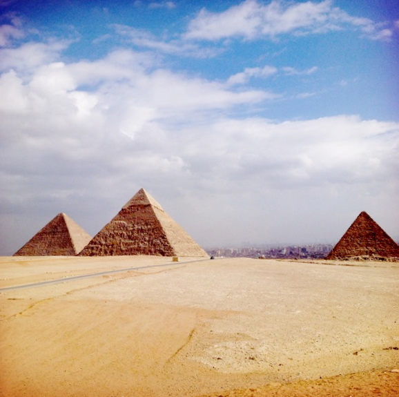 an analysis of the pyramids of egypt as the last remaining of the world World facts did woolly mammoths still roam parts of earth when the great pyramids were built the last woolly mammoths still lived on wrangel island hundreds of years.