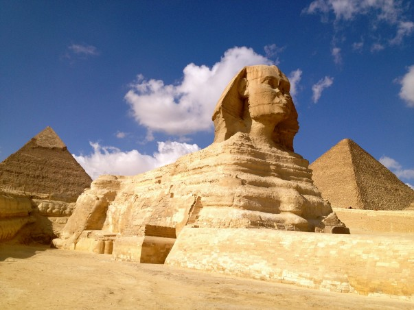 the great sphinx a real world The great sphinx: she was the lioness mehit who guarded an  in the real,  physical, world one might suspect that the actual archive was.