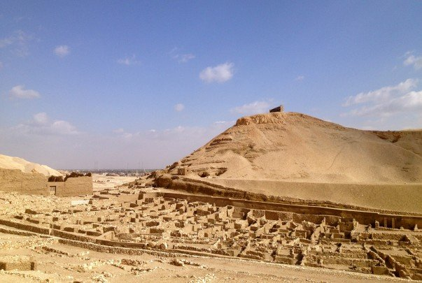 The Valley of the Kings is home to 63 tombs of ancient Egyptian royalty.