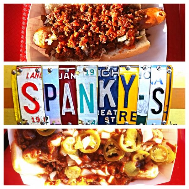 Spanky's Dog House, Livermore, CA