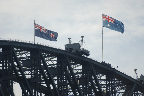 Sydney Harbor Bridge Walk