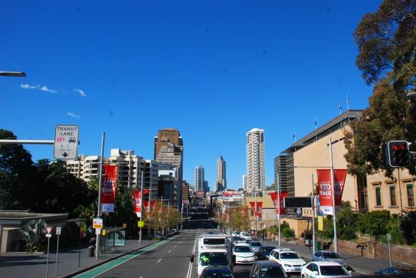 Inviting Vistas - Sydney Impressions - I
