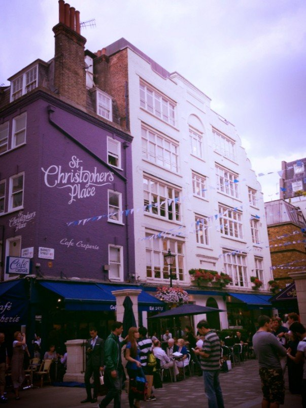 St. Christopher's Place