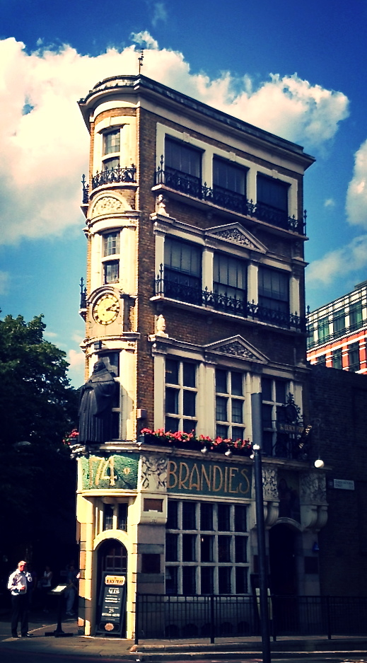 Le Blackfriar, London