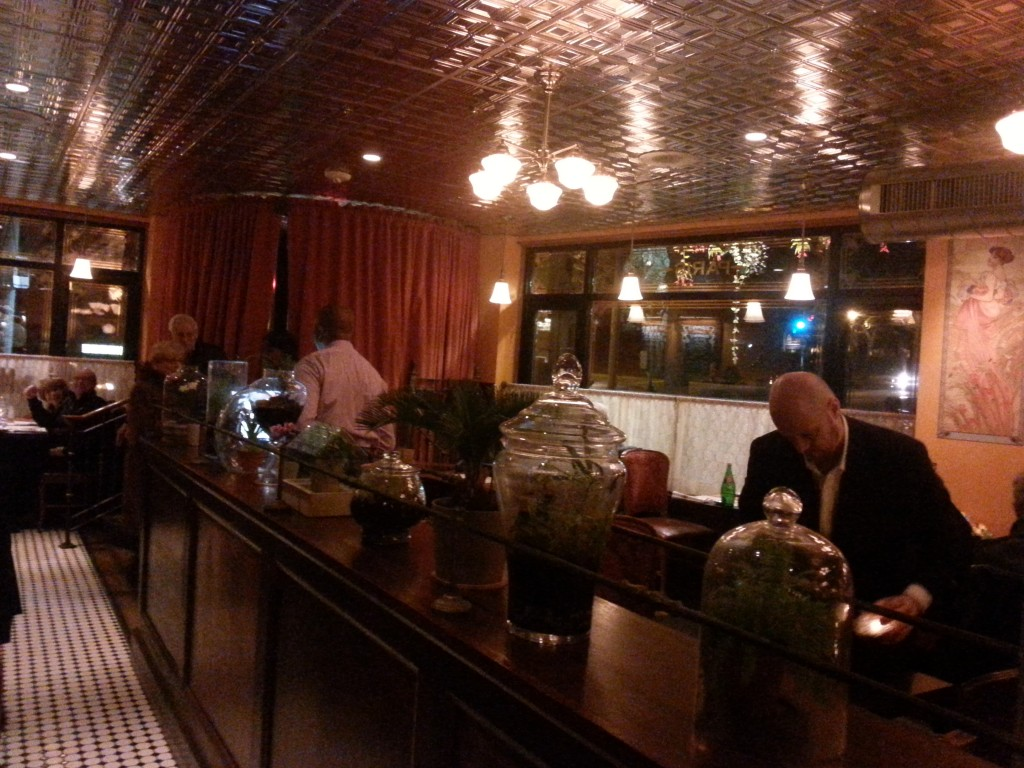 Paris (Philadelphia) - Restaurant Review